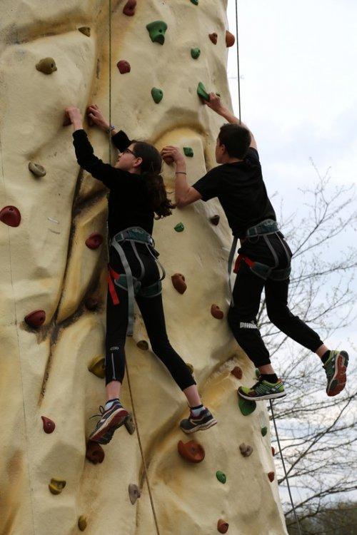 Ecole-Valentin France  city images : Quelques photos cette 3 eme edition du pringtemps du sport