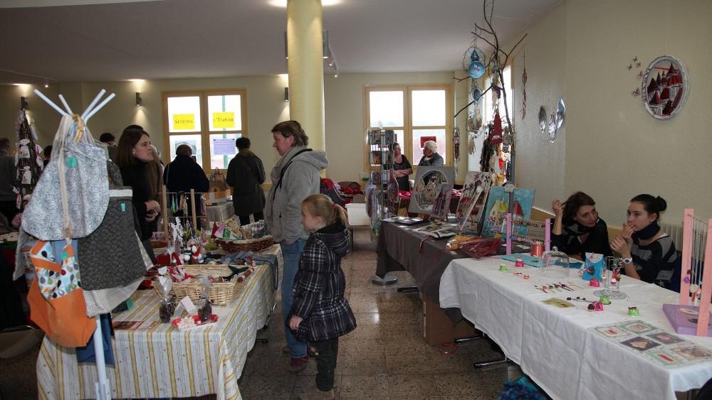 ACEV - Marché de Noël