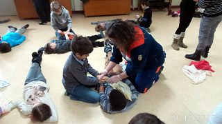 Formation aux premiers secours aux enfants de CM1/CM2