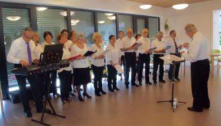 """Chorale """"Accords Joyeux"""" aux Valentines"""