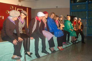 Musée haut, musée bas par la troupe de théâtre de l'ACEV