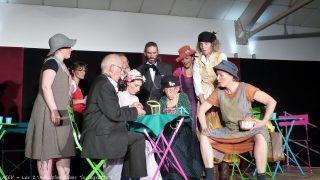 """Théâtre """"La Cagnotte"""" par les Z'Indisciplinés"""